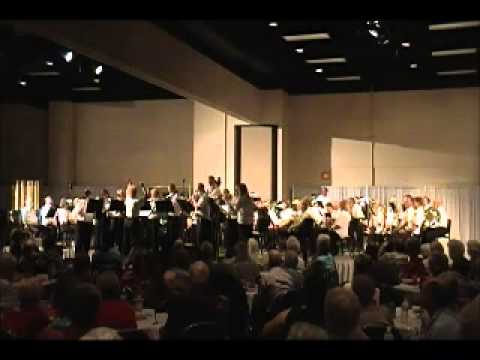 "The Lima Area Concert Band - ""Welcome to the Cabaret"" 7/20/13"