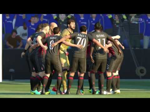 chelsea vs ac milan match simulation