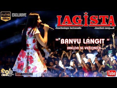 (LAGU SLOW PENUTUP TAHUN) BANYU LANGIT - IMELDA W VERONICA - LAGISTA LIVE MRICAN KEDIRI