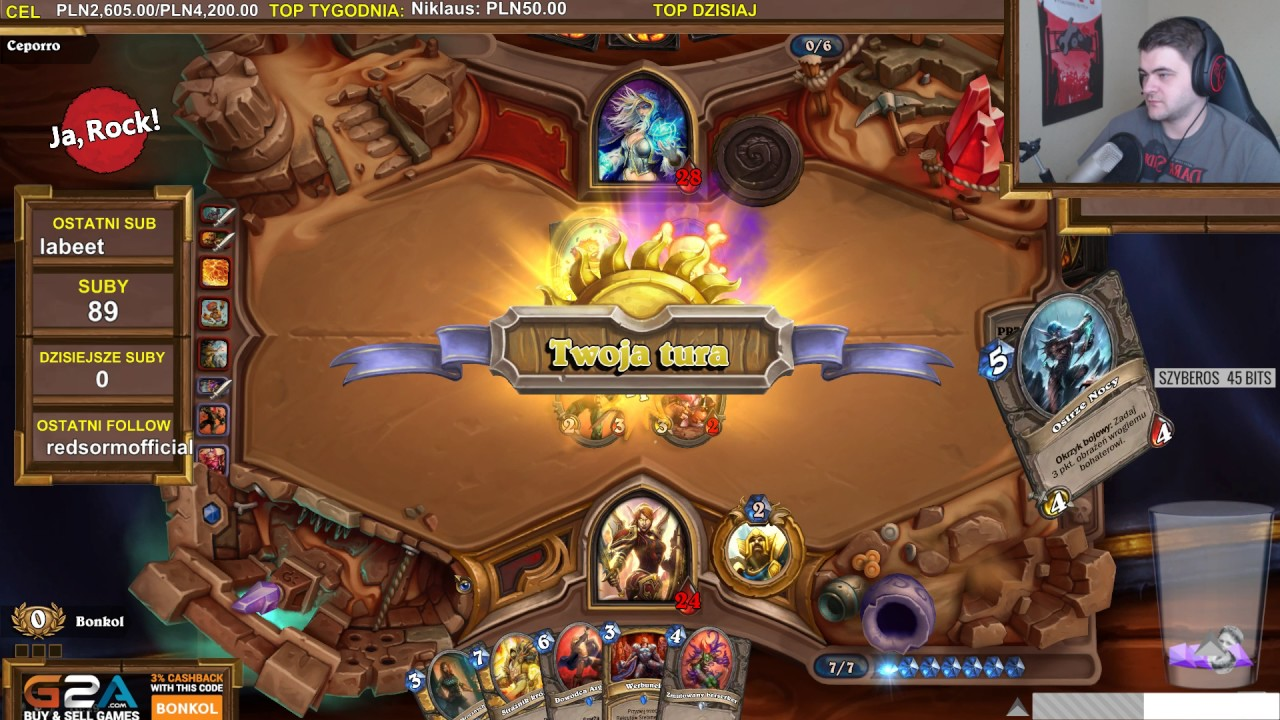 how to win arena hearthstone 2017