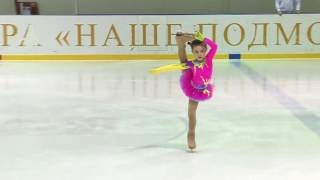 Открытые благотворительные соревнования по фигурному катанию на коньках «Милосердие»