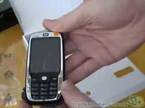 Orange E650 & HTC S710 Unboxed and Compared (Part 1)