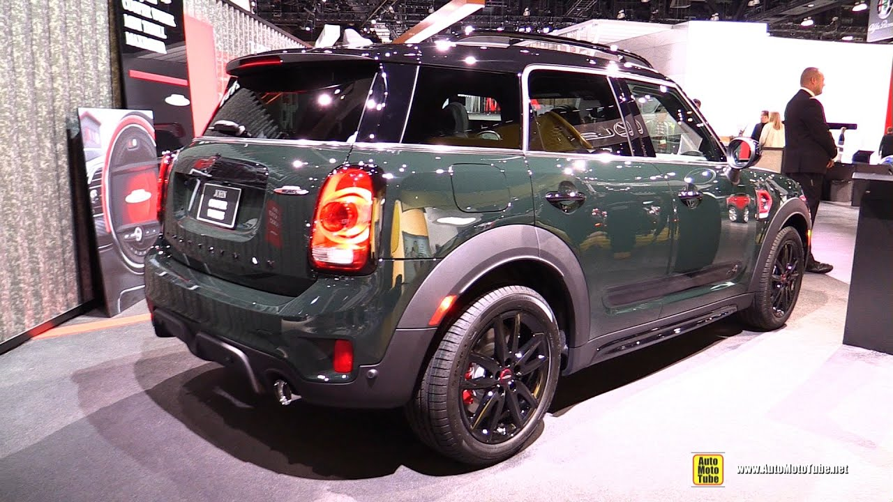 Mini John Cooper Works Countryman 2020 - Walkaround Interior Exterior Tour