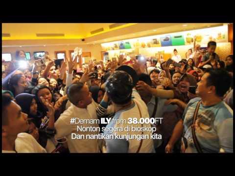 PROMO ROADSHOW ILY FROM 38000 FT at Bandung Trade Mall & Trans Studio Mall