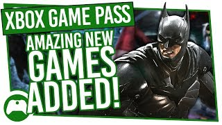 Xbox Game Pass Update: 10 Awesome New Games You Must Play!