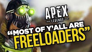 Apex Legends Dev Calls Players 'Freeloaders' After Loot Box Backlash