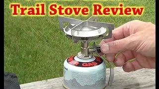 Primus Classic Trail Stove Review