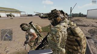 Arma 3 27th NATO Tactical Response Force