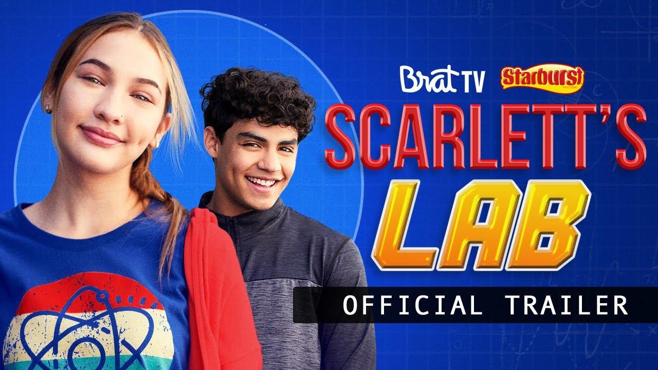 SCARLETT'S LAB   Official Trailer