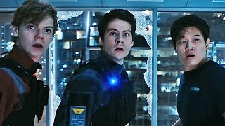 Maze Runner 3: The Death Cure - Any Ideas?   official FIRST LOOK clip (2018)