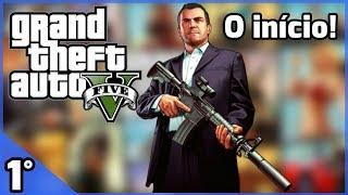 GTA V no PC o INÍCIO - #1 MISSÃO prólogo (Gameplay HD) Download
