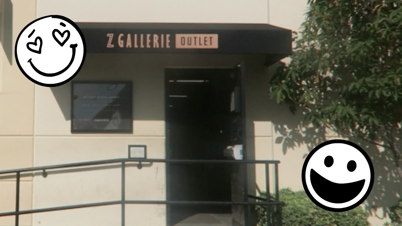 Z Gallerie Outlet