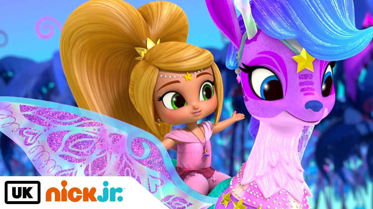 Shimmer And Shine Welcome To Zahramay Skies Nick Jr Uk Youtube