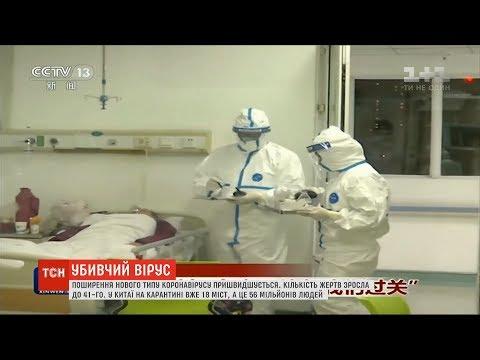ТСН: Убивчий коронавірус: поширення небезпечної хвороби світом пришвидшується