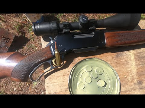 BLR Browning take down Lever action rifle, 300 WSM