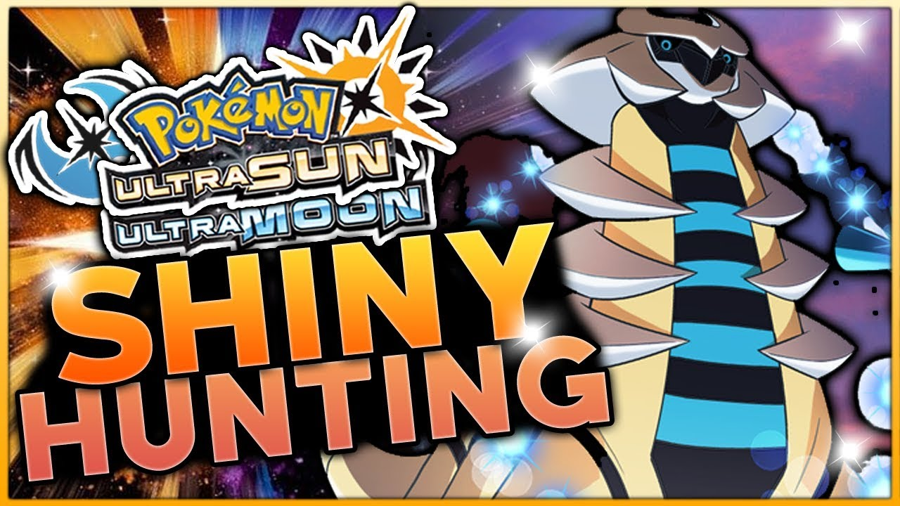 pokemon sun how to get giratina