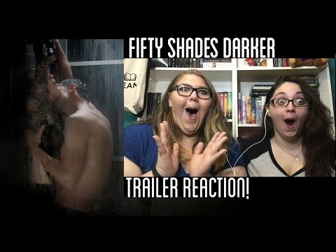 FIFTY SHADES DARKER OFFICIAL TRAILER REACTION!!!!