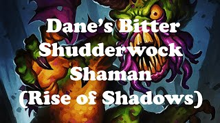 Hearthstone [WILD] Dane's Bitter Shaman with 2000+ armor / Learning more about Darkseeker (1080p)