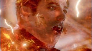 Барри погибает от темной материи | Флэш (2 сезон 20 серия)