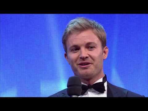 FIA Prize Giving 2016 – FIA Formula One World Champion – Nico Rosberg