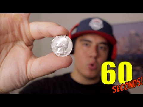 THE COIN FLIP CHALLENGE! | 60 Seconds Game