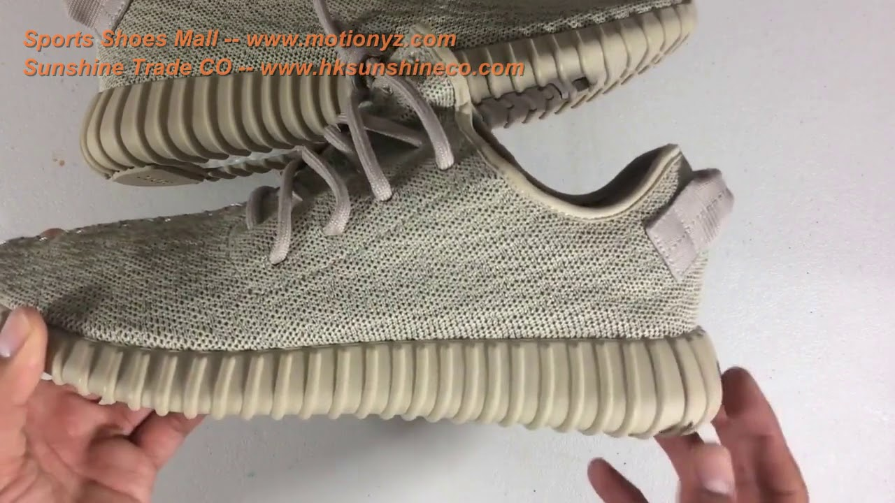 Amazon Aliexpress Dhgate Adidas Yeezy Boost 350 Oxford Tan Box Unboxing On Feet Review Not Replica