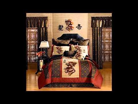 Popular Oriental decorating ideas
