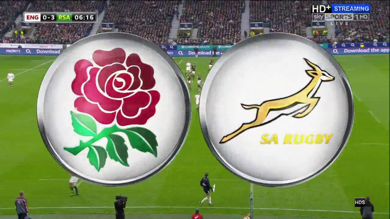 England Vs South Africa Youtube