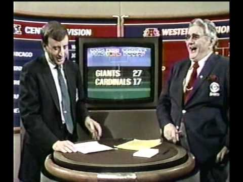 NFL 1987 Season - Week 13 Predictions - THE NFL TODAY