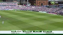 Third Ashes Test, Day Two Highlights