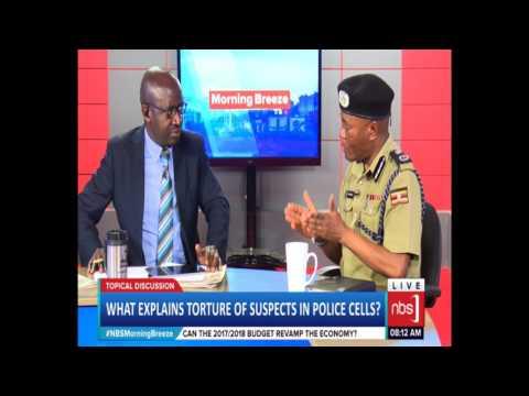 Tales of Torture at Nalufenya Police Cells (Part 1) (AIGP Asan Kasingye, Dr. Livingstone Ssewanyana)