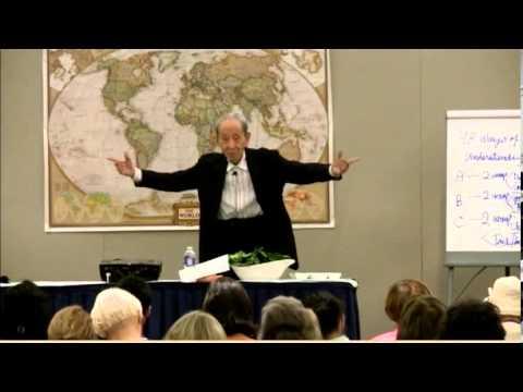 Michio Kushi Summer Conference 2012 - Macrobiotic Ways Of Understanding