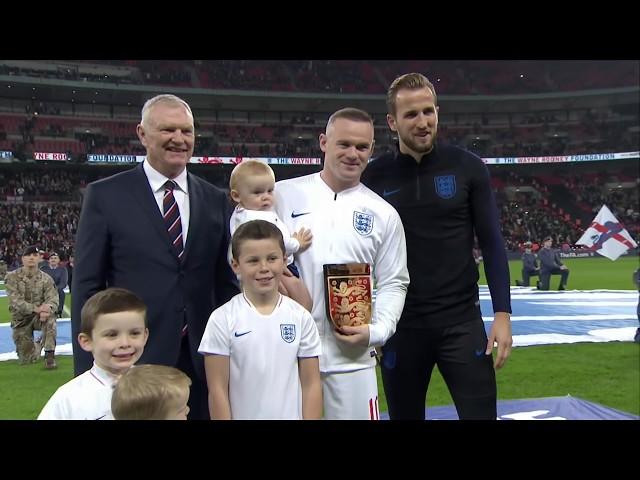 Wayne Rooneys final England game! | England 3-0 USA | International Friendly Highlights