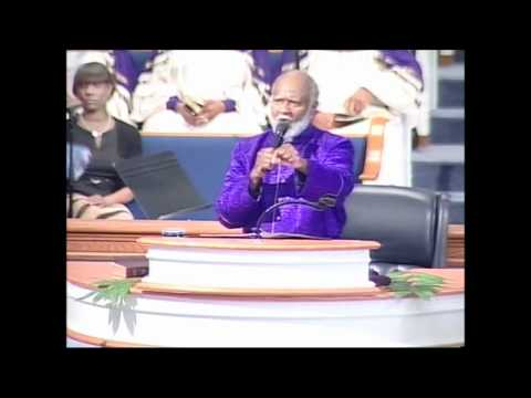 Bishop William L Sheals This Joy That I Have - YouTube