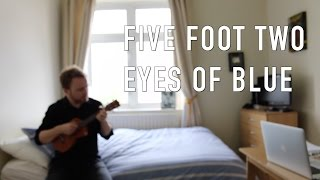 Five Foot Two, Eyes Of Blue (Has Anybody Seen My Gal?) Ukulele Tutorial
