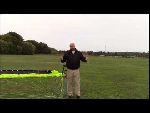 Why is Pre-Kiting Your Paraglider Wing Important ?