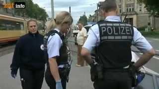Streifenpolizei im Einsatz - Dokumentation