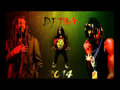 dj toa - Akazinga (Papa Cidy) vs Reggae Strong (Lucky Dube) ft Lil Jon