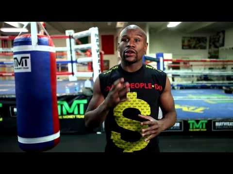 Thumbnail: In case you thought Floyd Mayweather can't read...