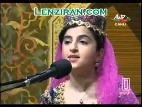Morgh Sahar  performed  by Azarbayjani singer Kamila Nabiyeva in Azari language