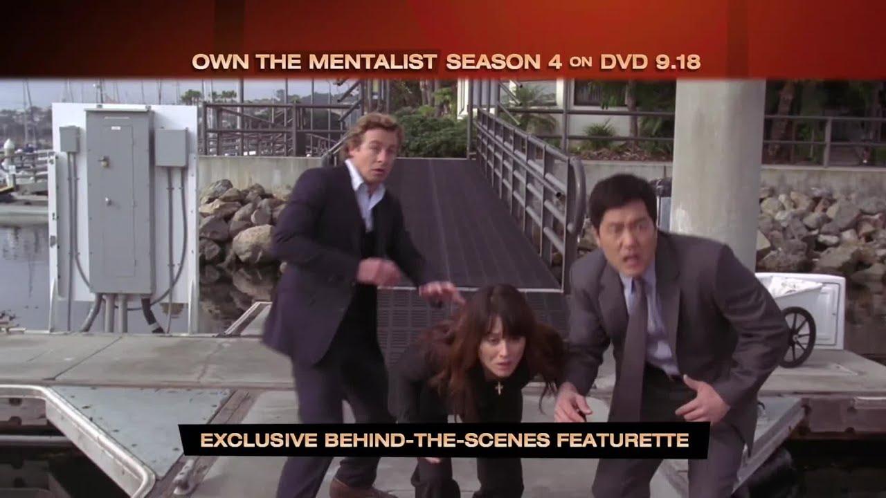 Download The Mentalist:   Season 4
