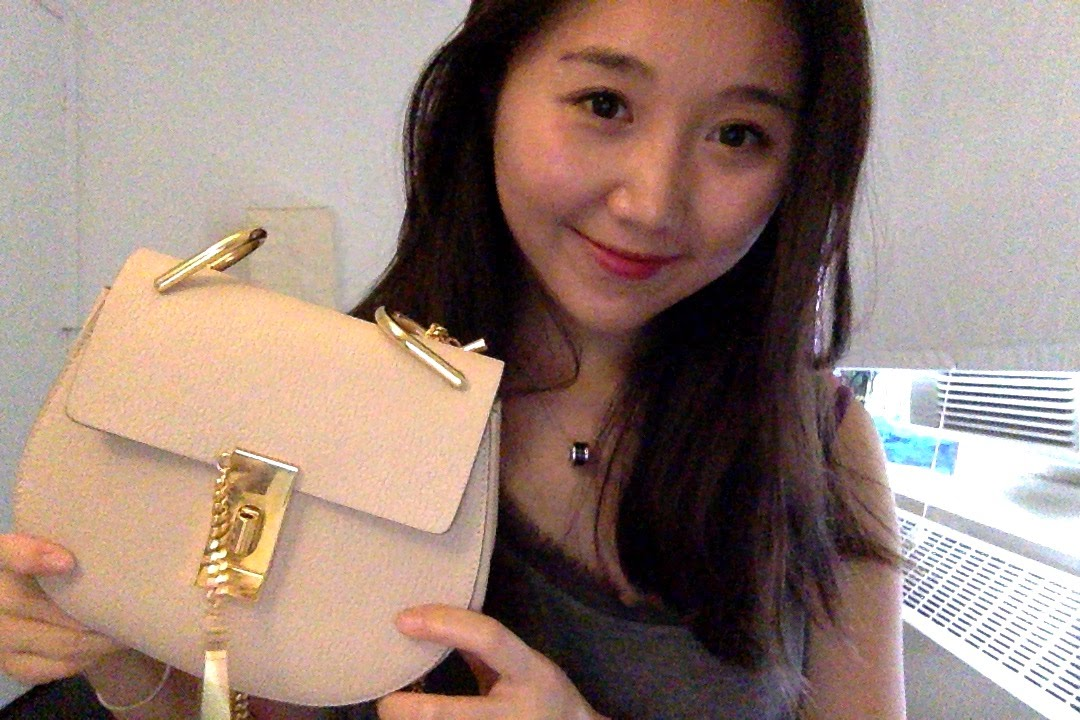 replica chloe handbags - Chloe drew bag, short review - YouTube