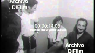 DiFilm - Hector Veira es transferido al Club Huracan (1970)