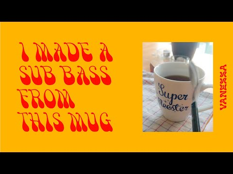 Making A Beat Using Only Videos Our Drummer Sent Me.