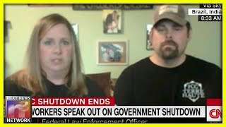HUGE BACKFIRE! CNN Host Fumbling for Words After Asking Gov't Workers About New Shutdown