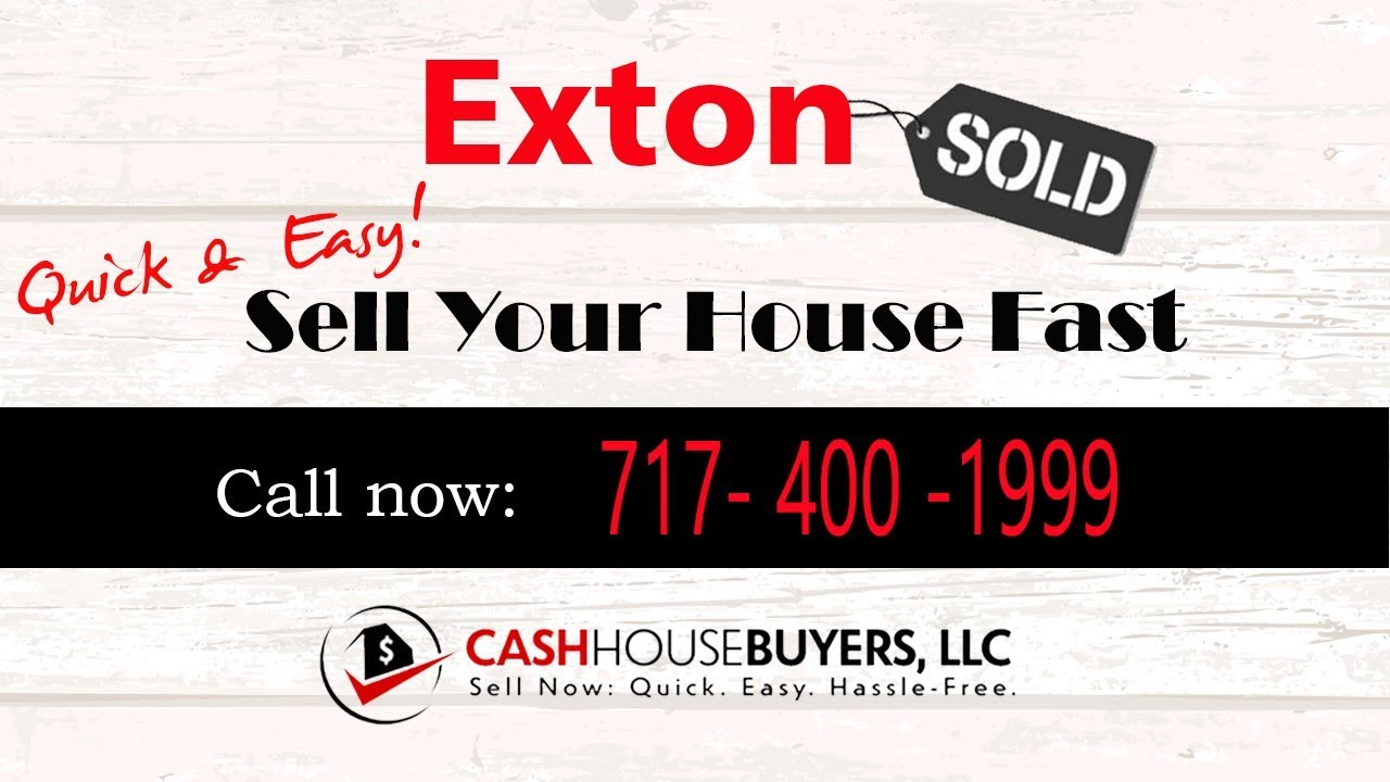 HOW IT WORKS We Buy Houses Exton PA   CALL 717 400 1999   Sell Your House Fast Exton PA