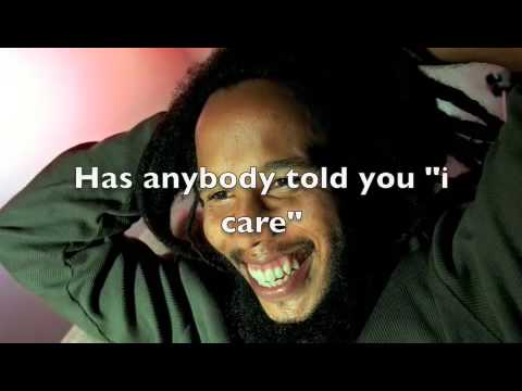Ziggy Marley Black Cat with lyrics