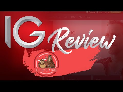 IG Review 2019 | IG Trading Reviews By Thediaryofatrader.com