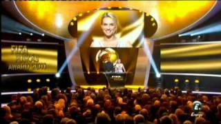 Balon de Oro FIFA 2012 - Lionel Messi
