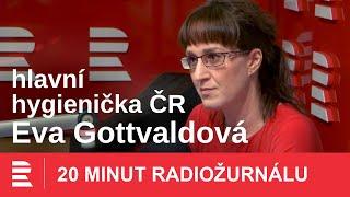 Eva Gottvaldová: Nelze předpokládat, že by tady vzniklo ohnisko viru jako v Číně